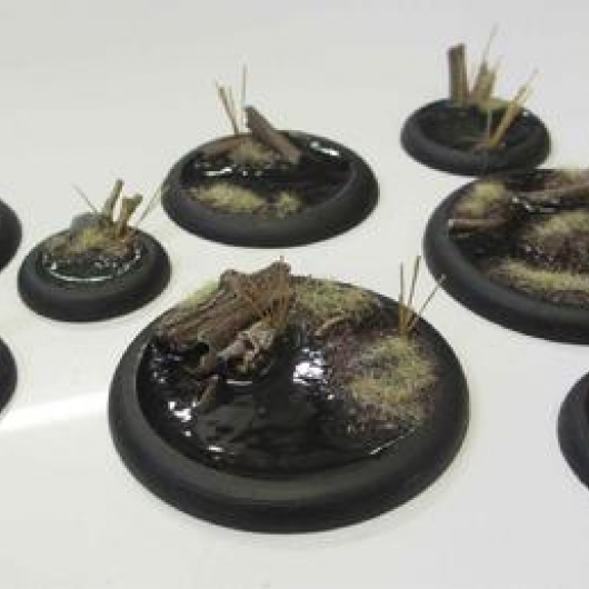 Darkmere swamp bases added to the shop