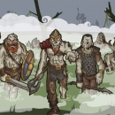 Rise of the Draugr on Kickstarter