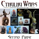 Cthulhu Wars Phase 2 miniatures
